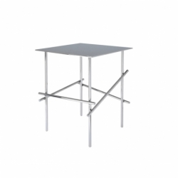 SHANGHAI TIP PM - Side Table -  -  Silvera Uk