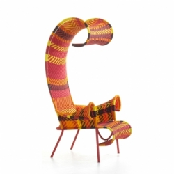 M'AFRIQUE - SHADOWY - Easy chair - Spaces -  Silvera Uk