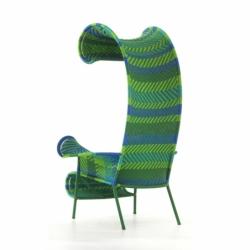 M'AFRIQUE - SHADOWY - Easy chair - Designer Furniture -  Silvera Uk