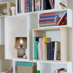 COSY IN GREY - Table Lamp - Designer Lighting - Silvera Uk