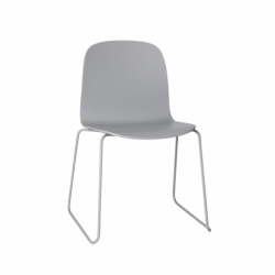 VISU sled base - Dining Chair - Themes -  Silvera Uk