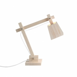 WOOD LAMP - Table Lamp - Themes -  Silvera Uk