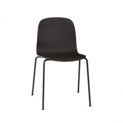VISU 4 Steel feet - Dining Chair - Themes -  Silvera Uk