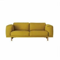 REST 2 seater - Sofa - Themes -  Silvera Uk