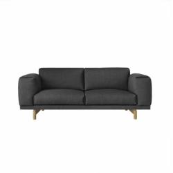 REST 2 seater - Sofa -  -  Silvera Uk