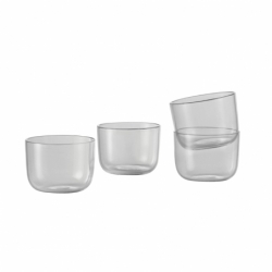 CORKY Set de 4 glasses - Glassware - Showrooms -  Silvera Uk