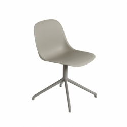 FIBER CHAIR central leg - Dining Chair -  -  Silvera Uk