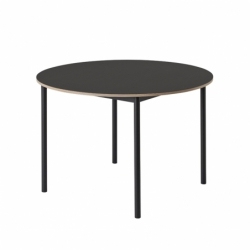 BASE TABLE Ø110 - Dining Table - Themes -  Silvera Uk