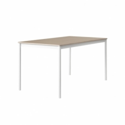 BASE TABLE oak - Dining Table - Themes -  Silvera Uk