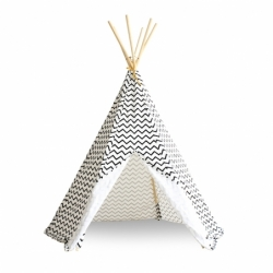 Tipi ARIZONA zigzag - Toy & Accessories - Child -  Silvera Uk