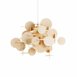 BAU Small - Pendant Light - Child -  Silvera Uk