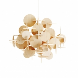 BAU Large - Pendant Light - Designer Lighting -  Silvera Uk