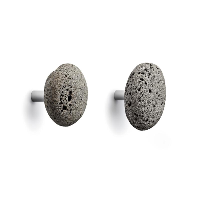 STONE HOOKS - Coat Rack - Accessories - Silvera Uk