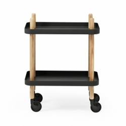 BLOCK TABLE - Trolley - What's new -  Silvera Uk