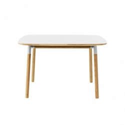 FORM TABLE 120 x 120 - Dining Table - Designer Furniture -  Silvera Uk