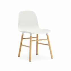 FORM CHAIR - Dining Chair - Designer Furniture -  Silvera Uk