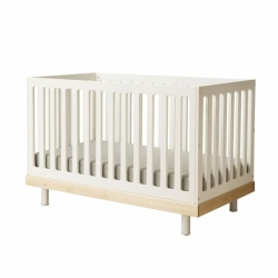 CLASSIC Baby Cot - Bed -  -  Silvera Uk