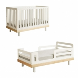 CLASSIC Baby cot to junior bed conversion kit - Bed -  -  Silvera Uk
