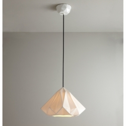 HATTON 2 - Pendant Light - Designer Lighting - Silvera Uk