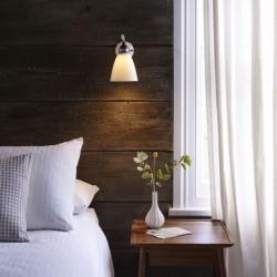 HECTOR DOME Medium - Wall light - Designer Lighting - Silvera Uk