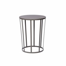 HOLLO - Side Table - Designer Furniture -  Silvera Uk