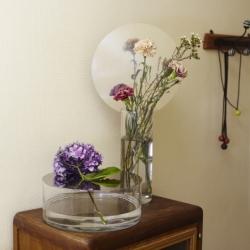 NARCISO Cerchio Vase - Vase - Accessories - Silvera Uk