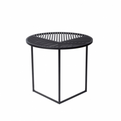 ISO-A Round - Side Table -  -  Silvera Uk