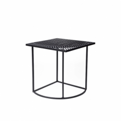 ISO-B Square - Side Table -  -  Silvera Uk