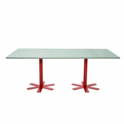 PARROT 200x90 - Dining Table - Spaces -  Silvera Uk