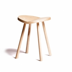 ULRIK STOOL - Stool - Designer Furniture -  Silvera Uk