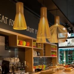 SECTO - Pendant Light - Designer Lighting - Silvera Uk