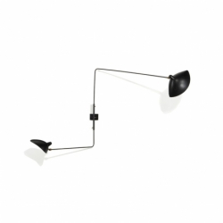 2 arm Wall light - Wall light - Designer Lighting -  Silvera Uk