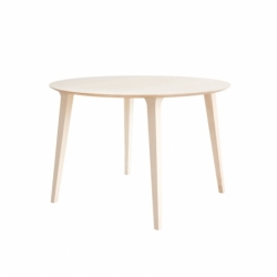 LAU round - Dining Table -  -  Silvera Uk
