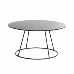 BREEZE Ø 80 - Coffee Table - Designer Furniture -  Silvera Uk