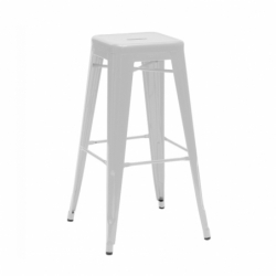H 75 - Bar Stool - Designer Furniture -  Silvera Uk