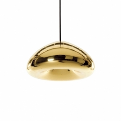 VOID LIGHT COPPER - Pendant Light - Designer Lighting -  Silvera Uk