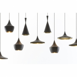 BEAT LIGHT FAT - Pendant Light - Designer Lighting - Silvera Uk