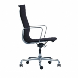 ALUMINIUM GROUP High backrest EA119 - Office Chair - Designer Furniture -  Silvera Uk