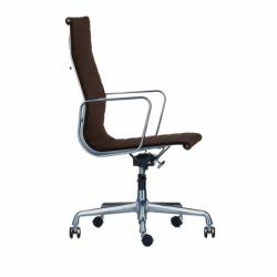 ALUMINIUM GROUP High backrest EA119 - Office Chair - Designer Furniture -  Silvera Uk