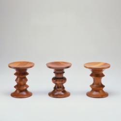 EAMES STOOL B - Stool - Designer Furniture - Silvera Uk