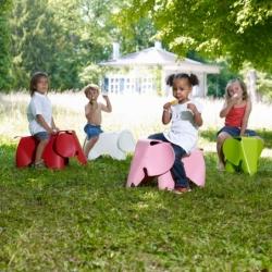 EAMES ELEPHANT - Seat - Child - Silvera Uk