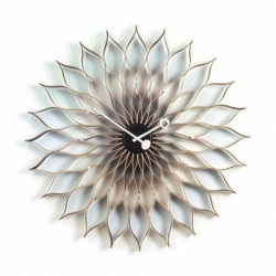 SUNFLOWER CLOCK - Clock - Showrooms -  Silvera Uk