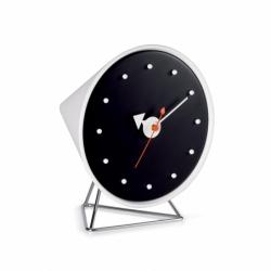 DESK CLOCKS Cone Clock - Clock - Accessories -  Silvera Uk