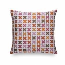 MAHARAM QUATREFOIL PINK Cushion - Cushion -  -  Silvera Uk