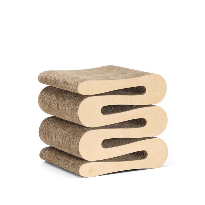WIGGLE STOOL - Stool - Designer Furniture - Silvera Uk