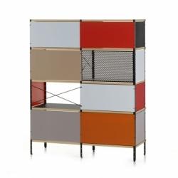 EAMES STORAGE UNIT BOOKCASE - Shelving - Designer Furniture - Silvera Uk