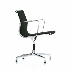 ALUMINIUM GROUP EA 108 visitor - Office Chair - Designer Furniture -  Silvera Uk