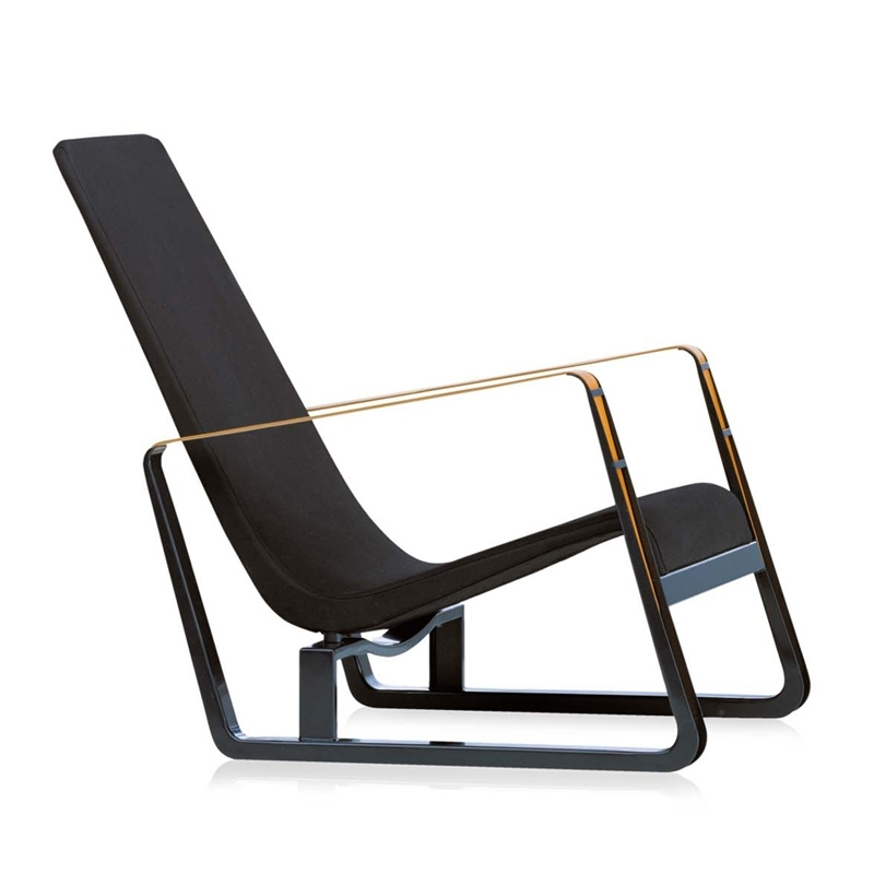 CITÉ leather - Easy chair - Designer Furniture - Silvera Uk