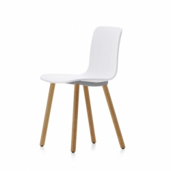 HAL WOOD - Dining Chair - Designer Furniture -  Silvera Uk
