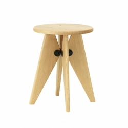 SOLVAY - Stool - Designer Furniture -  Silvera Uk